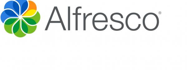 Logotipo del Gestor Documental Alfresco
