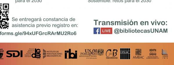Cartel del III Foro Virtual Agenda 2030